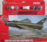 AIR55305  1/72 BAC/EE Lightning F.2A (gift / starter set)